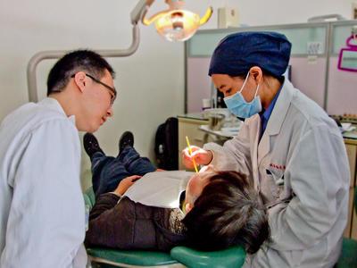 中国で歯科医療の海外インターンシップ