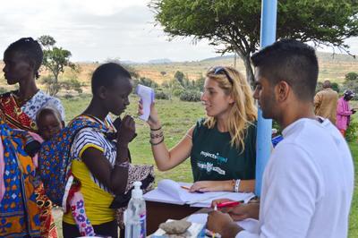 海外で医療ボランティア ケニアで医療アウトリーチ活動