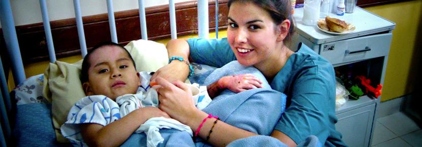 医療プロジェクト、病院やクリニックで海外ボランティア