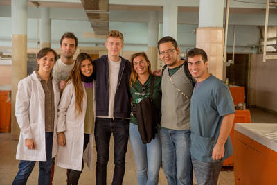 南米アルゼンチンで頑張る医療インターンたち
