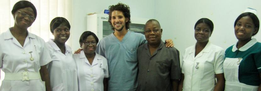 発展途上国で国際医療の海外ボランティア・インターンシップ