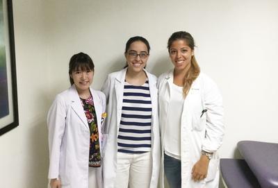 中米メキシコで医療インターンシップに参加中の日本人インターン