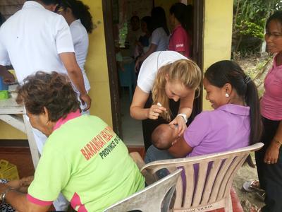 アジアの発展途上国で医療インターンシップ 母子保健に貢献する海外インターン