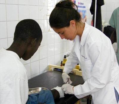 セネガル、医療プロジェクト、ギャップイヤーボランティア