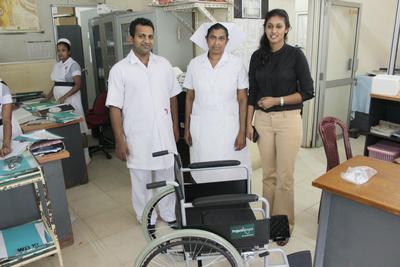 スリランカの病院で国際医療の海外インターンシップ