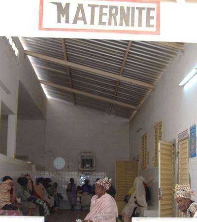 セネガル、助産プロジェクト、婦人科