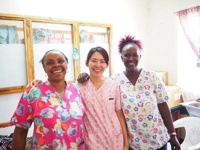 ケニアで看護師の海外ボランティア・海外インターンシップ