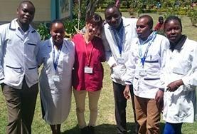 ケニアの看護プロジェクト