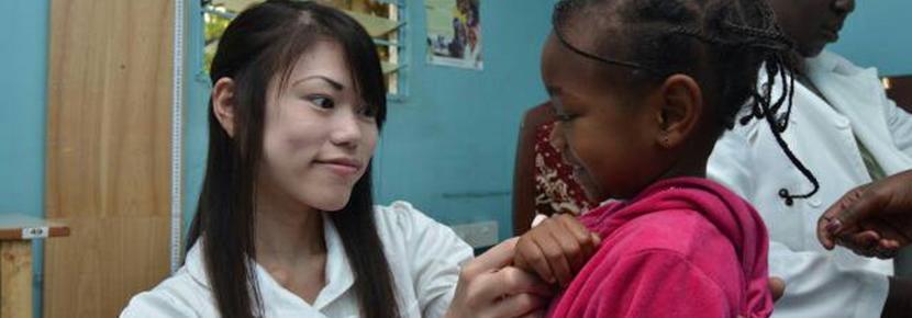 海外で看護師としてボランティアやインターンシップに参加しよう!