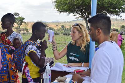 ケニアで海外インターンシップ 地域コミュニティで医療サービスを提供する薬剤師インターン
