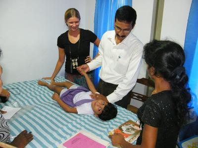 スリランカで理学療法の海外インターンシップ