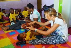 アフリカで理学療法インターンとして得る国際経験