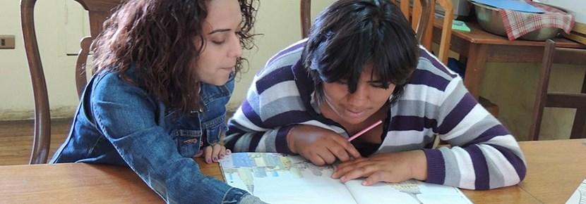 プロジェクトアブロードと共に海外で言語療法プロジェクト