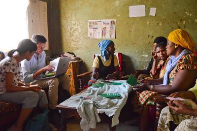 発展途上国でローカルビジネスを支援するマイクロファイナンスの海外インターンシップ