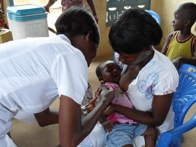 Nursing project for professionals in Ghana