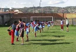 Volunteer in Peru: Professional Physical Education Teacher