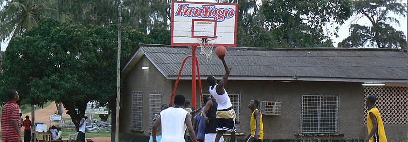 スポーツプロジェクト、バスケを教えるプロジェクトアブロードボランティア