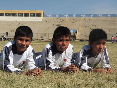 ボリビアでサッカーを教える海外ボランティアに参加しよう!