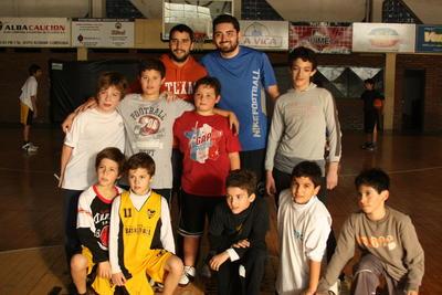 コミュニティスポーツボランティアとアルゼンチンの子供たち