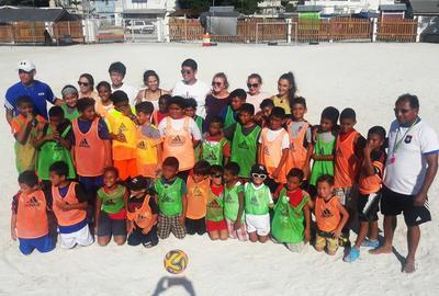 中米ベリーズで、夏休みにコミュニティ型スポーツを教える海外ボランティアに参加しよう