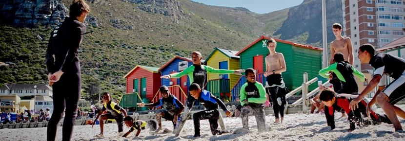 南アフリカ、サーフィンプロジェクト、プロジェクトアブロード