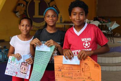 中米ベリーズの子供たちへの教育の海外ボランティア