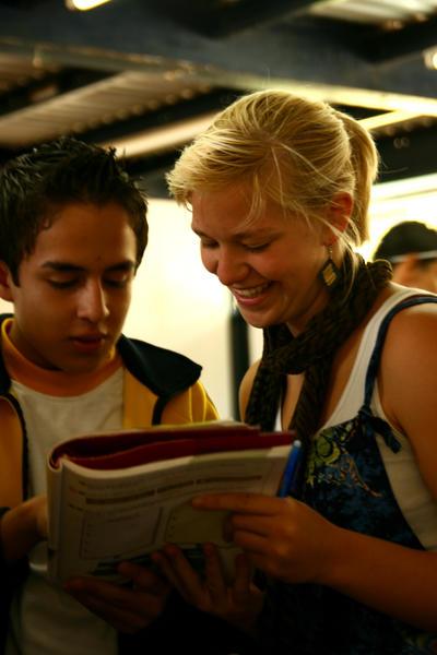 メキシコで海外ボランティア 学校で英語教育