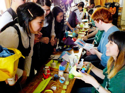 中央アジアのモンゴルで頑張る日本人教育ボランティア