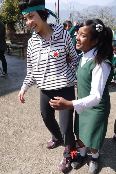 ネパールで海外ボランティア 現地の小学校でボランティア先生として学校教育に貢献!