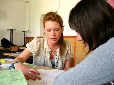 ルーマニア、教育プロジェクト、指導するプロジェクトアブロードボランティア