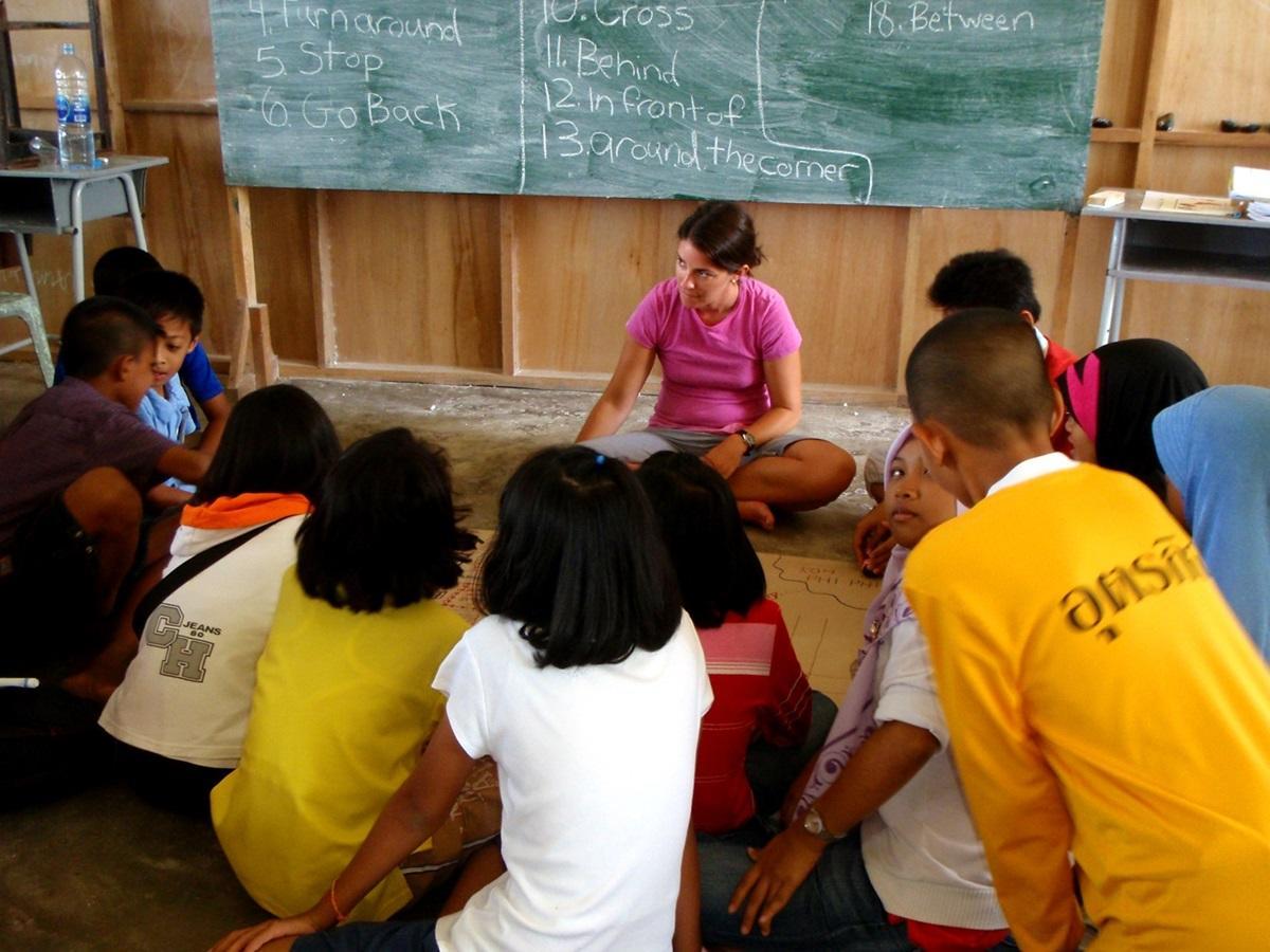 タイで教育ボランティア|Projec...