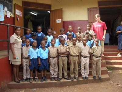 カリブ海、ジャマイカ、教育プロジェクト、プロジェクトアブロードボランティア
