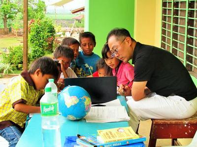 フィリピンで日本語教師の海外ボランティア