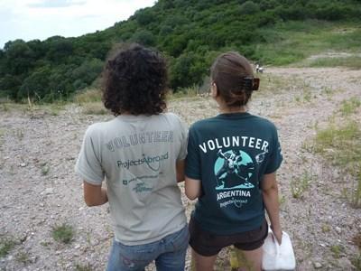 アルゼンチン、動物リハビリセンターで活動するプロジェクトアブロードボランティア