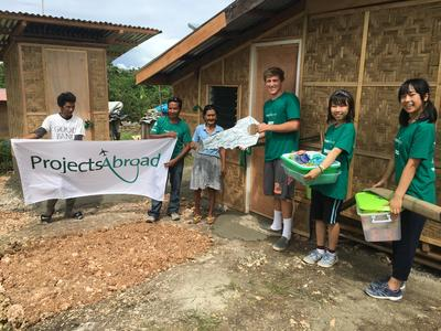 高校生の夏休み海外ボランティア フィリピンで建築を通した国際貢献