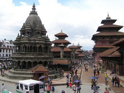 ネパールのカトマンズで、短期海外ボランティアに参加しよう