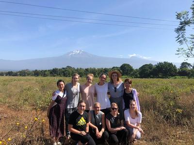 かけがえのない仲間ができたタンザニアでのボランティア活動