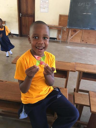 教育プロジェクトを通じて出会った忘れられないタンザニアの子どもの笑顔