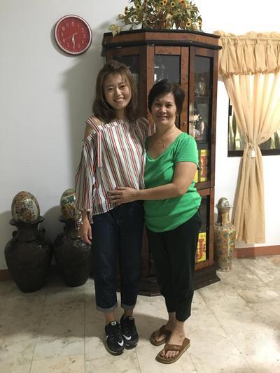 ホストファミリーが温かく迎え入れてくれたフィリピンのボランティア活動