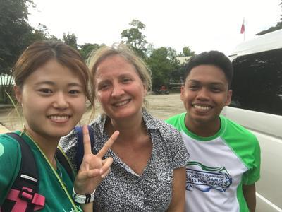 たくさんの仲間に出会うことができたフィリピンでのボランティア活動