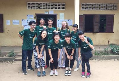 高校生スペシャル参加者が抱く医師になってまたカンボジアに戻ってくるという夢