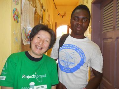 セネガルでのケアボランティアを通じて知ることができた新しい世界