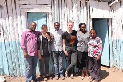 大切な仲間と共に走り抜けたケニアでの教育プロジェクト
