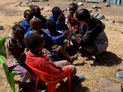 一歩踏み出して新しい世界が見えたケニアでの教育ボランティア