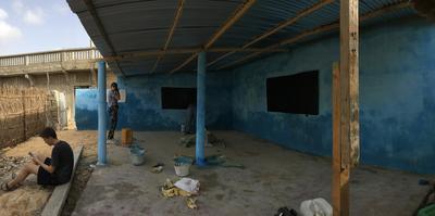 コミュニティ活動で施設を創って深まった他のボランティアとの絆