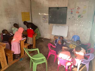 貧富の差を痛感し、できる限りのことをしたいと強く思ったケニアでの活動