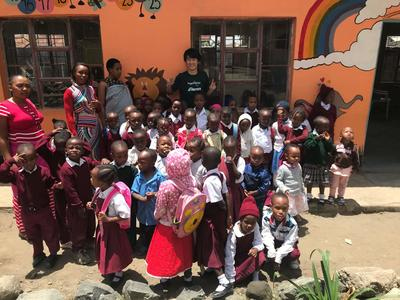 タンザニアのケアプロジェクトで叶った自分の目で現場を見てみたいという思い